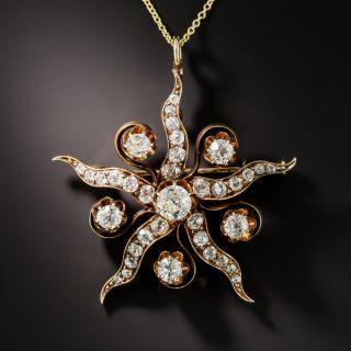 Victorian Star Necklace - 2