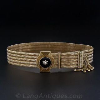 Victorian Tassel Bracelet - 2