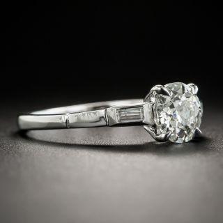 Vintage 1.15 Carat Diamond Engagement Ring- GIA I VS2