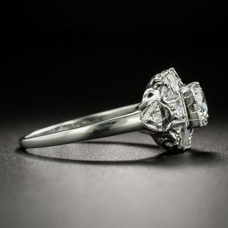 Vintage .40 Carat Diamond Engagement Ring