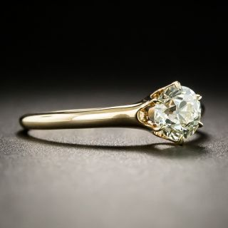 Vintage .70 Carat Solitaire Engagement Ring