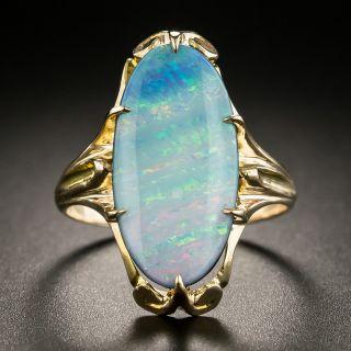 Vintage Boulder Opal Ring - 2