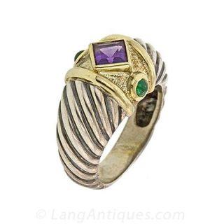 Vintage David Yurman Ring