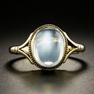 Vintage English Moonstone Ring - 3