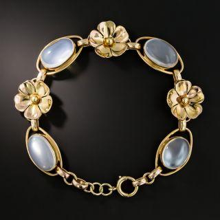 Vintage Moonstone Bracelet - 2