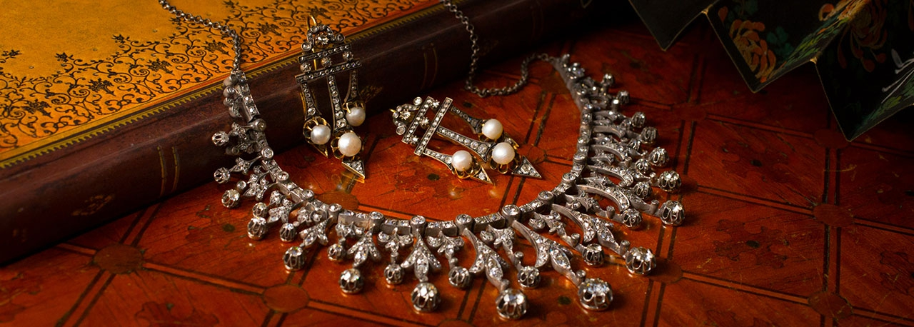 About Victorian Jewelry